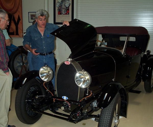 Jay Leno Collection + East Texas Event