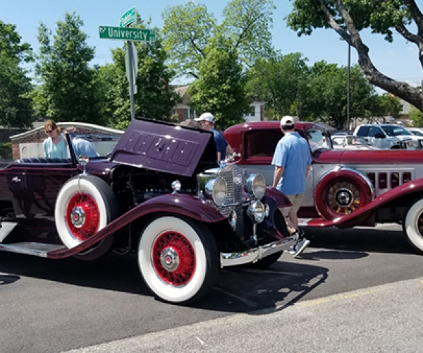 Park Cities Car Show 04/19